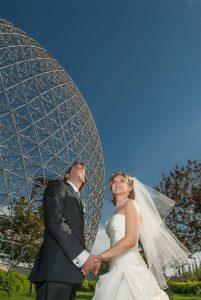 Un look photo différent pour votre mariage