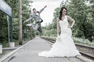 Photographe unique artiste du mariage