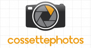 Logo cossette photos photographe mariage Montréal